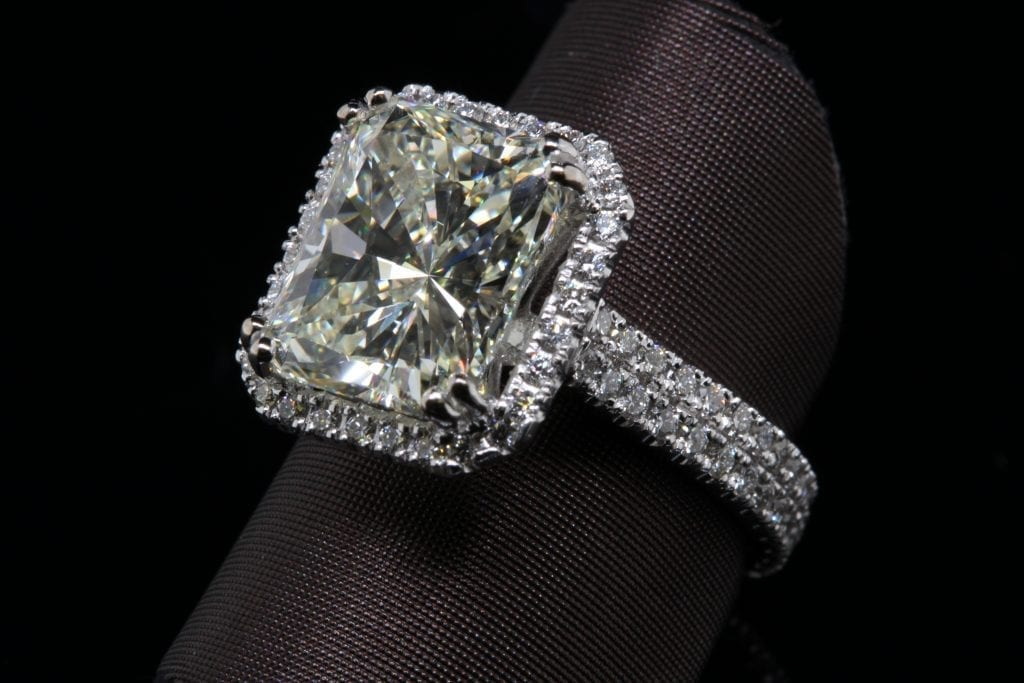 5ct Ring from Jack Friedman