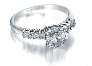 7 stone ring from Jack Friedman