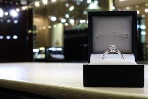 The Kay Jack Engagement ring Friedman jewellers