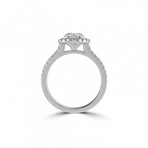 Engagement ring - Ring - Silver