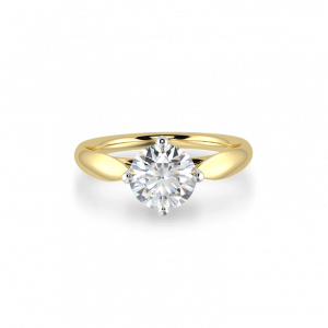 kay compass engagement ring
