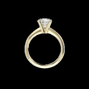 Wedding ring - Instinct side