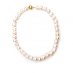 pear shaped pearl necklace