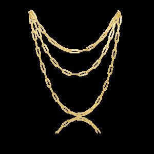 Paper clip Chains