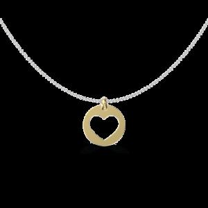 Cut-out-heart-pendant