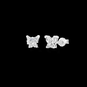 Butterfly-Diamond-Studs